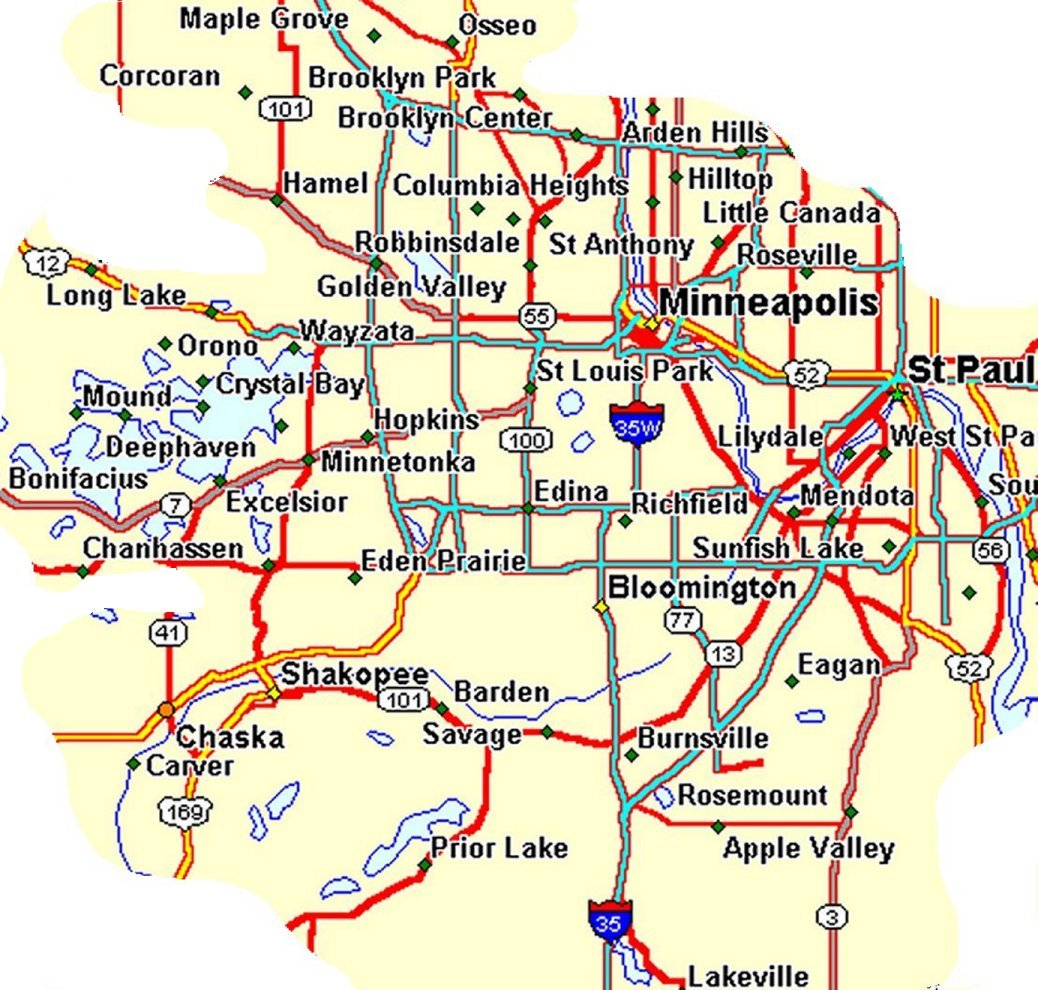 WorkAreaMapBiggestjpg - Us zip codes list by city